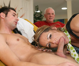 Kelly Leigh - Hubby Watches Wife