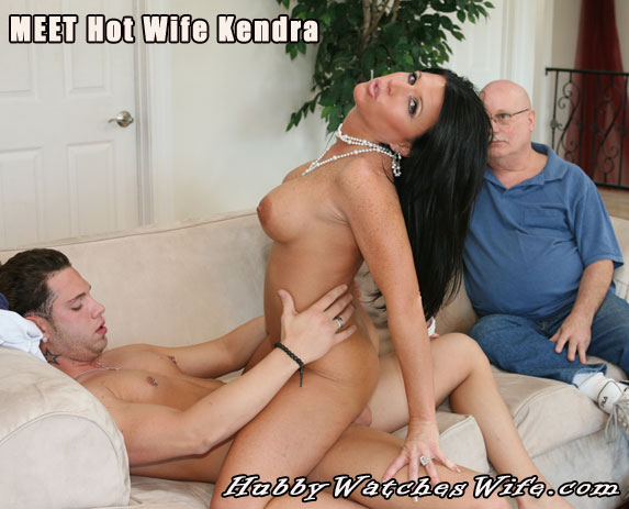Kendra Secrets - Hubby Watches Wife