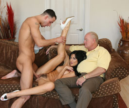 Lake Russell - Hubby Watches Wife
