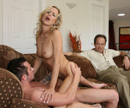 Payton Leigh - Hubby Watches Wife